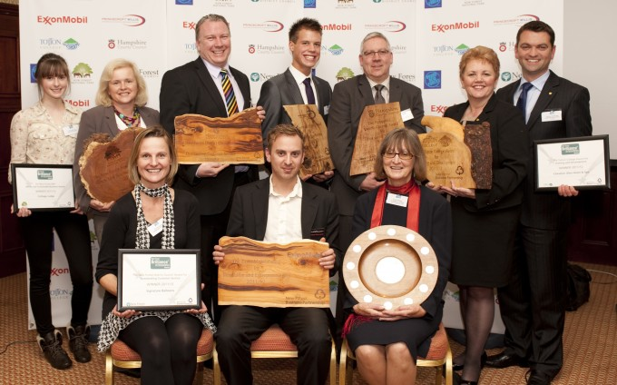 Briliance in Business Award Winners 2011/12
