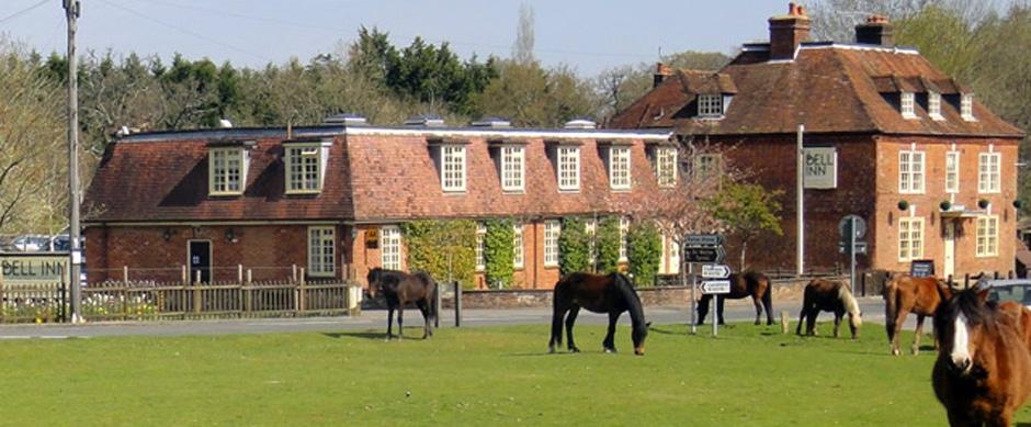 Bell Inn Bramshaw