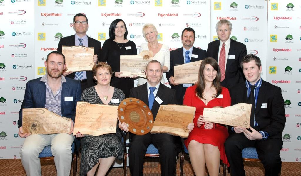 Brilliance in Business Award Winners 2012/13
