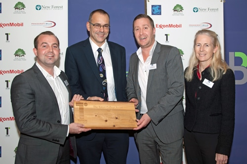 The Totton College Award for Training and Development
