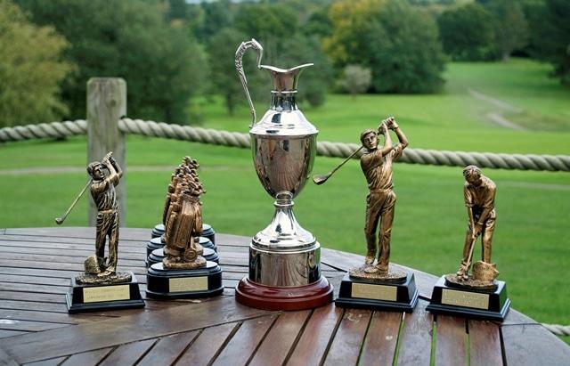 NFBP Golf Trophies