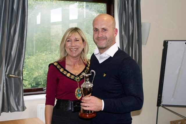 Stableford Champion