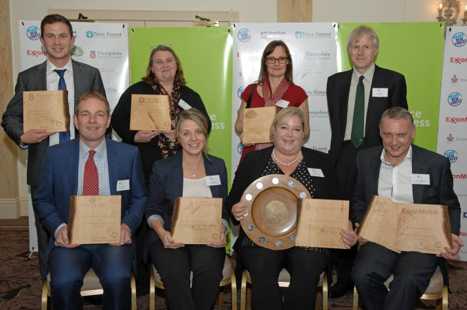 Brilliance in Business Award Winners 2015