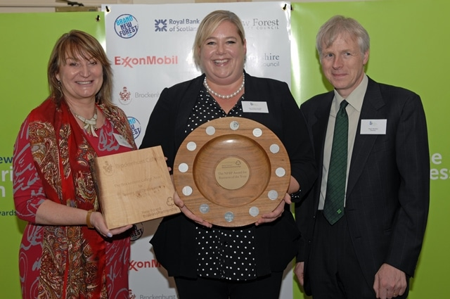 The Brockenhurst College Award for Training & Development