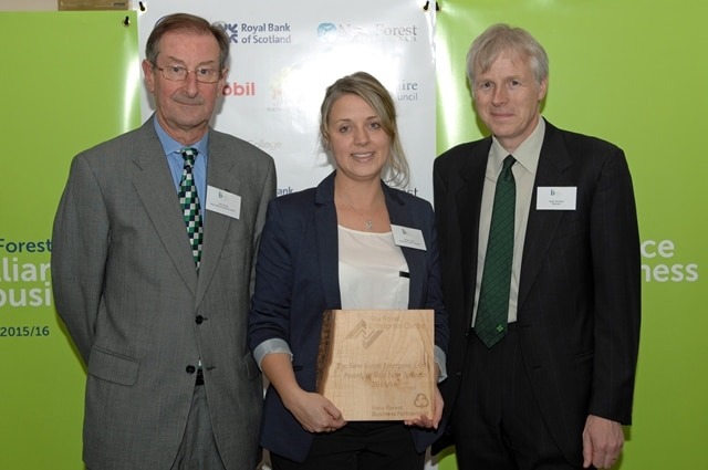 The New Forest Enterprise Centre Award for Best New Business