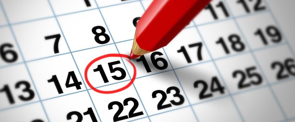 Calendar of NFBP Events