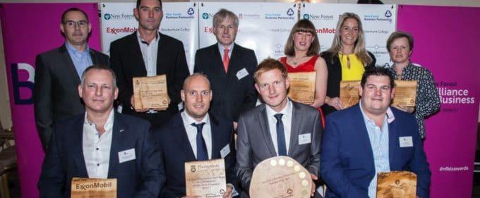 Brilliance in Business Award Winners