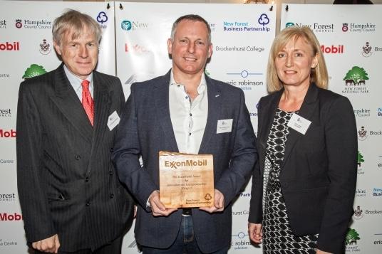 ExxonMobil Award - Vision Link