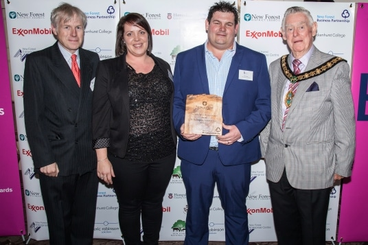 NFDC Award - Will Stone Plumbing