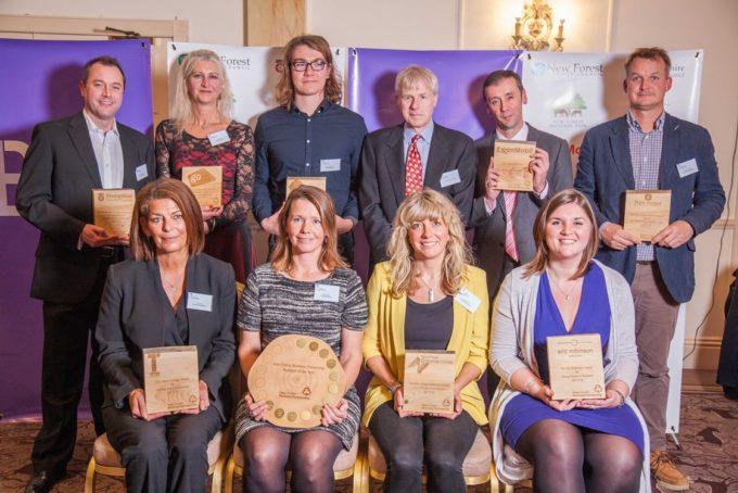 2017/18 award winners